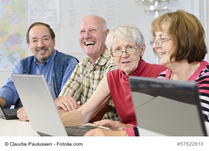 Computerkurs für Senioren